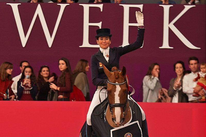 madrid horse week 2017